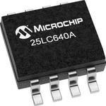 Фото 3/3 25LC640A-E/SN, EEPROM, AEC-Q100, 64 Кбит, 8К x 8бит, Serial SPI, 10 МГц, SOIC, 8 вывод(-ов)