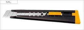Фото 1/2 OL-ML, Нож металлический, выдвижное лезвие 18мм