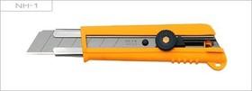 Фото 1/2 OL-NH-1, Нож с противоскользящим покрытием, 25мм
