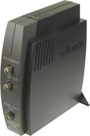 Фото 1/7 PCGU1000, Генератор сигналов 0.01 Гц - 2 МГц, 2 канала