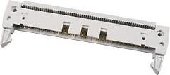 IDCC-64 (DS1012-64), Вилка 2.54мм на шлейф с защелкой
