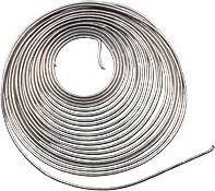 Фото 1/2 ПОС 61 Тр d=0.8мм 2 м спираль, Припой