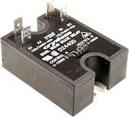 D2440D, Реле 4-15VDC, 40А/280VAC x2