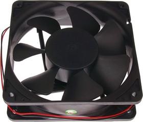 EC12038H10B (10В), Вентилятор 10В, 120х120х38мм , подш. качения, 0,25А