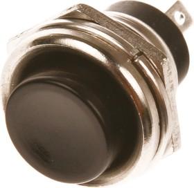 PBS26B (черная), Кнопка OFF-(ON) (1.5A 250VAC)