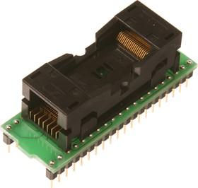 DIP40-TSOP40, ZIF-20mm адаптер, FLASH/EEPROM