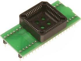 DIP40-PLCC44, Адаптер , AVR 8535