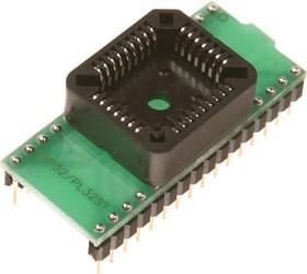 DIP32-PLCC32, Адаптер , FLASH/EEPROM
