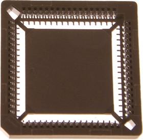 Фото 1/2 822472-6 (PLCC-68), Панель SMD шаг-1.27мм