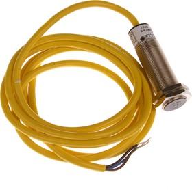 ВБ2.18М.65.5.1.1.К, Индуктивный датчик, PNP, замыкающий, постоянное напряжение