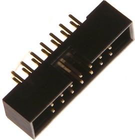 BH2-14 (DS1014-14) (IDC2-14MS), Вилка прямая