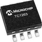TC1263-3.3VOA, LDO, FIXED, 3.3V, 0.5A, -40 TO 125DEG C