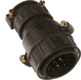 ШР36П15НГ4, Вилка на кабель с патрубком