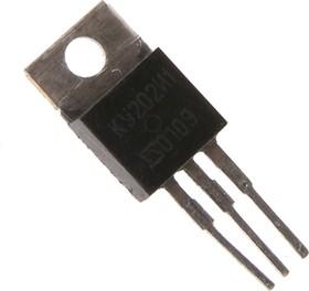 КУ202И1, Тиристор незапираемый 10А 200В TO-220   купить в розницу и оптом