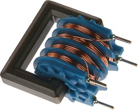 B82731-M2901-A30, 2х15мГн, 0.9А, 250В, Фильтр подавления ЭМП