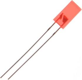 L-1553IDT, Светодиод красный 5х5мм 8мКд