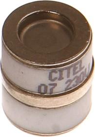 BT 230/20 (T80-A230X), 230 В, 20 кА/20 A, 20%, Разрядник 3-выводной