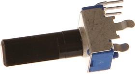 R-0904N-B50K, L25F, 50 кОм, Резистор переменный