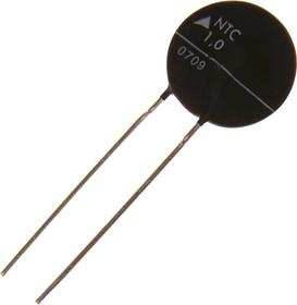 Фото 1/3 B57364-S 109-M, 16 А, 1 Ом, NTC термистор