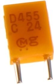 Фото 1/2 CDBLA455KCAY24-B0, Фильтр керамический, 455кГц