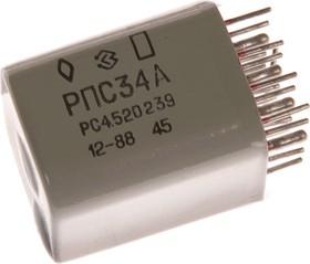РПС34А РС4.520.248, Реле
