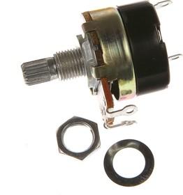 24S1-A500K, L15KC, 500 кОм, Резистор переменный с выключателем