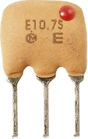 SFELF10M7HA00-B0**, Фильтр керамический SFELA, 10.7МГц
