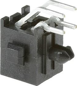 3-794618-4, Штекер, шаг 3мм, Micro MATE-N-LOK 4 pin