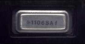 Фото 1/2 SAFUW110MCA0T00 DECT, Фильтр керамический