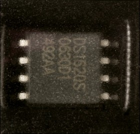 DS1620S+, Термометр, 0.5С, Ind, SO8