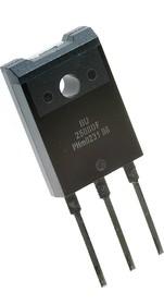 BU2508DF.127, Мощный высоковольтный NPN транзистор с демпферным диодом, горизонт. (строчная) развертка, [SOT-399]