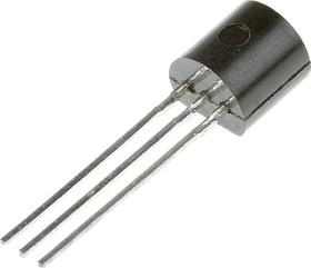 2SC828, Транзистор NPN 30В 0.05А 0.25Вт [TO92]
