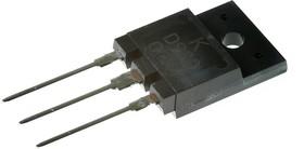 KTD998-O-U/P, Транзистор NPN 100В 10А 80Вт (=2SD998), [TO-3P(H)IS]