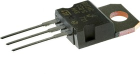 Фото 1/6 BDX34C, Мощный составной PNP транзистор с диодом, 100В, 10А, 70 Вт, [TO-220]