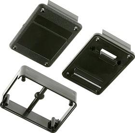 """КР-10 """"Составной на DIN-рейку"""" (ЧАБ), Корпус на DIN-рейку для РЭА 70х50х35.5 мм"""