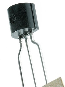 Фото 1/4 BC548BTA, Транзистор NPN 30В 0.1А 0.62Вт [TO92]