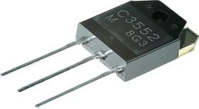 2SC3552, Транзистор NPN 1100В 12А 150Вт 15МГц [TO-3P]
