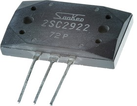 2SC2922, Транзистор NPN 160 В 17 А [ MT-200 ]