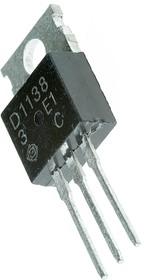 2SD1138, Транзистор NPN 150В 2А 30Вт [TO-220AB]