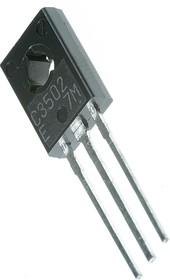 2SC3502, Транзистор NPN 200 В 0.1 А [ TO-126 ]