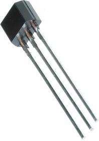 DTC124ES, Транзистор цифровой со встроенными резисторами NPN, [TO-92S/formed]