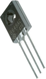 2SB649AC, Транзистор PNP 160В 1.5A 140МГц [TO-126]