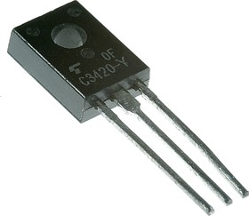 2SC3420, Транзистор NPN 40 В 5 А [2-8H1A]