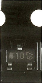 BC807-40.215, Транзистор PNP 45В 0.5А 0.31Вт [SOT23]
