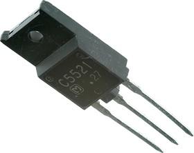 2SC5521, Мощный высоковольтный NPN биполярный транзистор, драйвер управления строчной разверткой ТВ