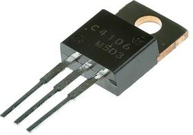 2SC4106, Транзистор NPN 500В 7А 50Вт 20МГц [TO-220]