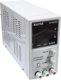 HY3005B, лабораторный блок питания 0-30В/5A   купить в розницу и оптом