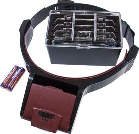 MG81001-B, очки монтажные, 1.7х, 2.0х, 2.5х, 3.5х
