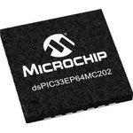 Фото 2/2 DSPIC33EP64MC202-I/MM, Контроллер Цифровых Сигналов, 70 МГц, 64 КБ, 21 I/O, I2C, SPI, UART, 1.8 В
