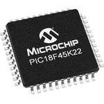 Фото 2/2 PIC18F45K22T-I/PT, 8 Bit MCU, PIC18 Family PIC18F K2x Series Microcontrollers, 64 МГц, 32 КБ, 1.5 Байт, 44 вывод(-ов)